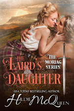 The Laird's Daughter -- Hildie McQueen