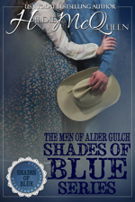 Shades of Blue boxed set